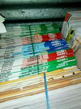 Allen kota neet and jee books