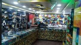 G9mens wear showroom