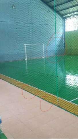 Service dan pembuatan lapangan futsal interlock