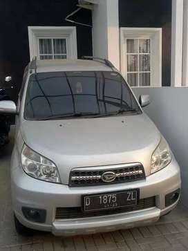 Dijual Daihatsu Terios AT 2012