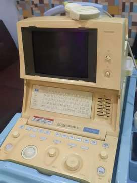 Ultrasound machine Japanese Toshiba famio 5