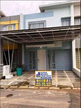 Dijual Cepat Rumah Hunian Nyaman 2 Lantai di Batam Center