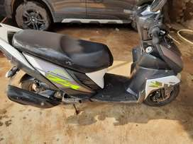 Ray ZR in new condition  in 43000 rs