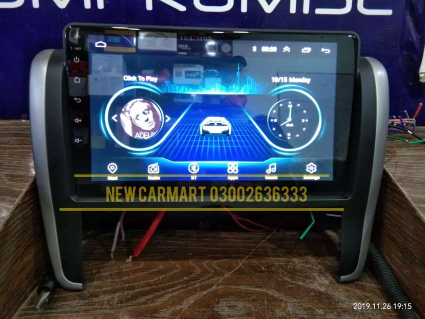 Toyota Premio 2007 Android LCD Player 0