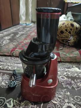 Kuving slow juicer made in korea