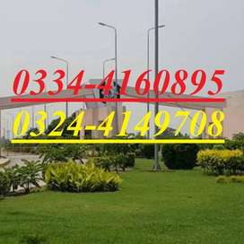 Main Bouevard 150ft Rd 2Kanal Plot in A Block Sui Gas Phase 2 Lahore