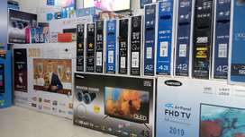 "SMART Wi-Fi 43""INC SAMSUNG LED TV 2O TO 95INC AL SIZE WITH WARRANTY"