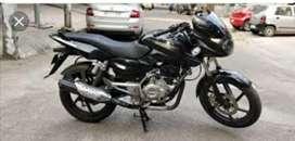 Pulser 150 bike