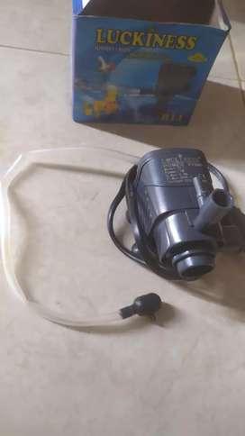 Pompa air mini luckiness 7W