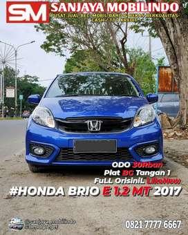 Honda New BRIO E 1.2 M/T 2017 / 2018 FuLL OrisiniL #Agya # Sigra