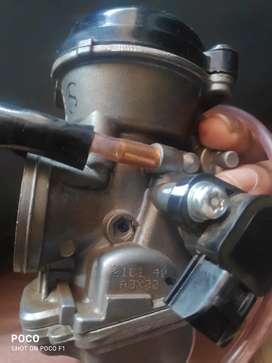 Fz 16 new carburetor dual cable RS: 3200