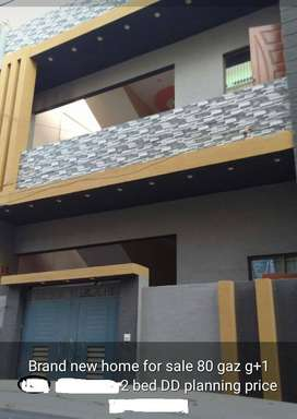 North karachi brand new double story