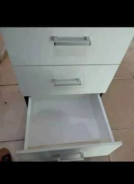 Nakas drawer laci uk 40x50x60
