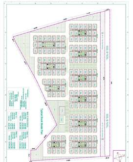 pre launching hmda gated community flats for sale at miyapur