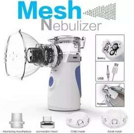 Alat Bantu Pernafasan Nebulizer portable untuk anak anak dan dewasa