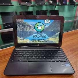 Laptop HP celleron RAM4 no minus mulus