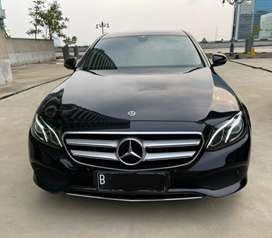 Mercedes Benz E200 2020 AVG line