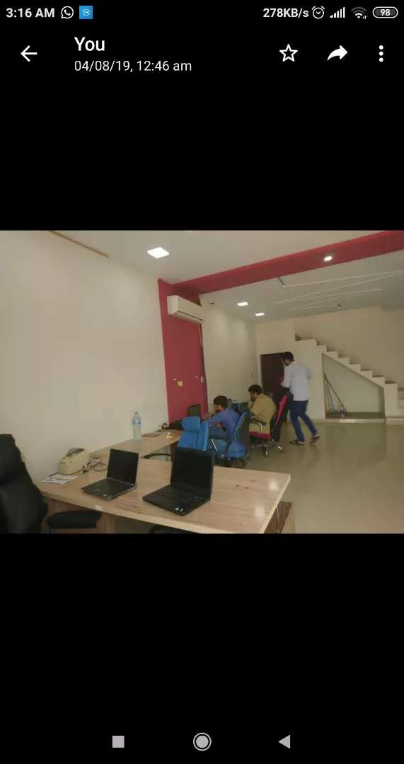 Ground floor Office Space Available for Rent 0