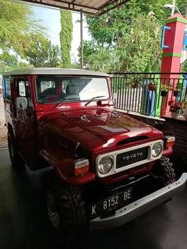 Hardtop 1982 bensin