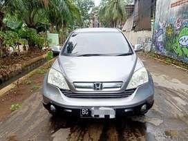 Crv 2.4 2008/2009 matic at mobil mulus rapih bagus