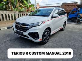 Allnew terios r custom 2018 manual