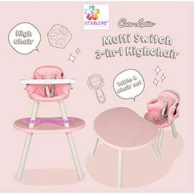 High Chair 3 in 1 Cocolatte