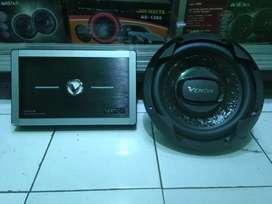 Paket Audio VENOM Jakarta Timur