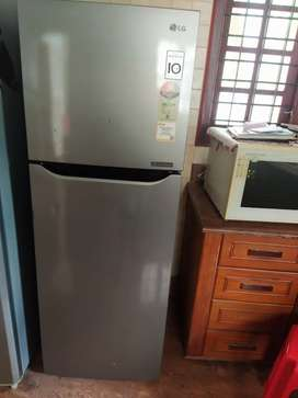 Lg refrigerator good condition