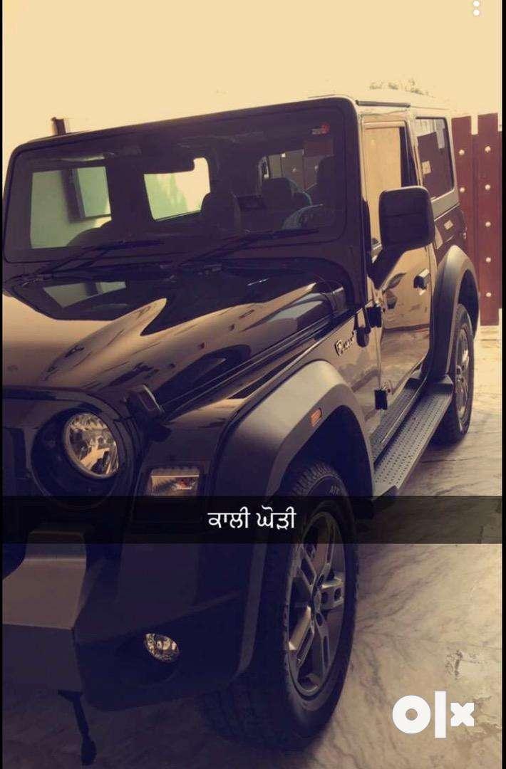 Mahindra Thar 2021 Diesel 0 Km Driven