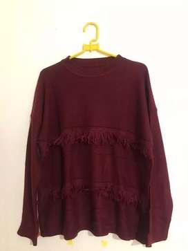 Di Jual Sweater Rajut