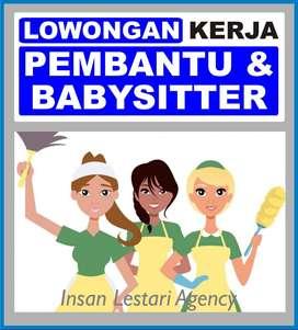 Loker PRT/ART dan BabySitter Proses Lansung Kerja