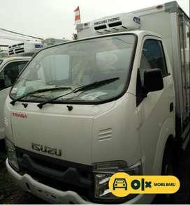 [Truck Baru] Isuzu Traga Mobil PickUp Box Elf CDE CDD dibantu semua