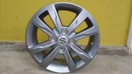 New Alloy wheel 1no.