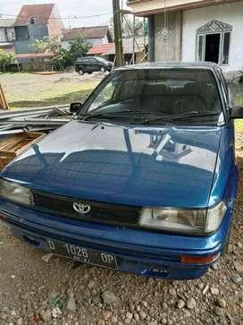 Toyota twincam 1.3 1989