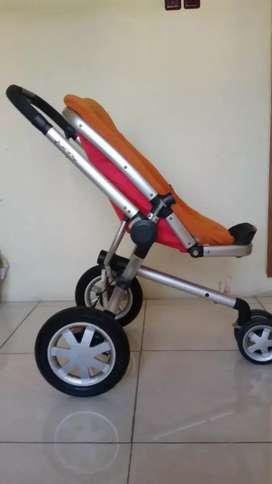 Dijual Stroller Quiny + Accessories