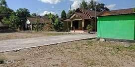 Kavling Luasan Proporsional Cashback 40% Timur Candi Prambanan