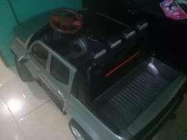 Remote control mobil aki anak