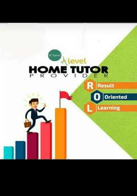 Lady Home Tutors Required For Home Tuitions in Northern Areas