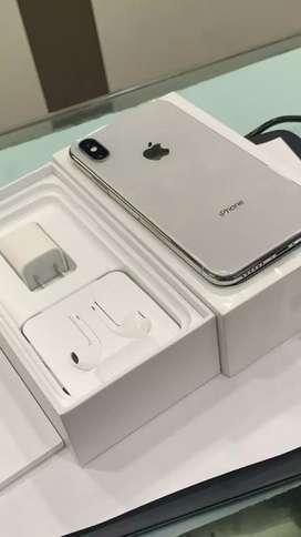 Apple iPhone X 64gb brand new sealed pack 100 percent original