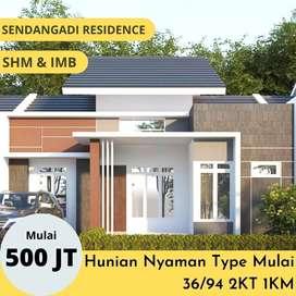 Investasi Sekarang. Beli Rumah Di Jombor Pusat Kota Harga 500-AN JT
