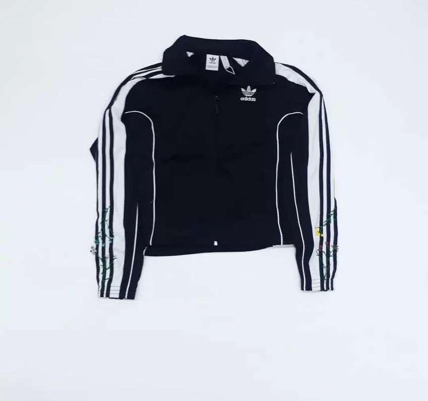 Adidas jaket crop ori