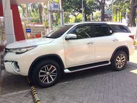 Fortuner G matic  2019
