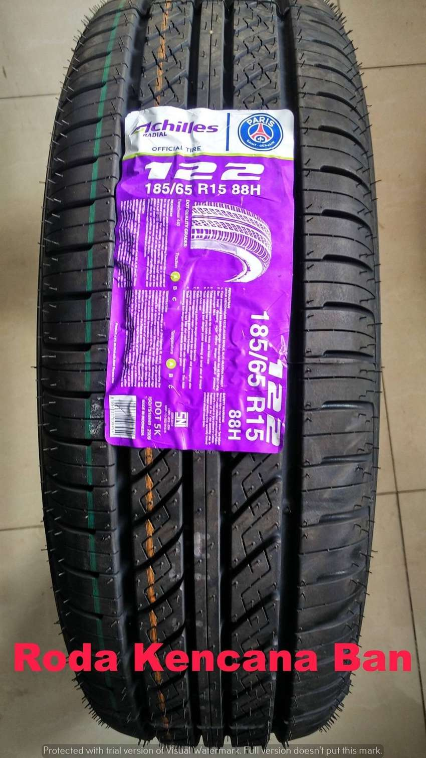 Achilles 122 Ukuran 185/65 R15 Ban Mobil Avanza Veloz Livina Xpander 0