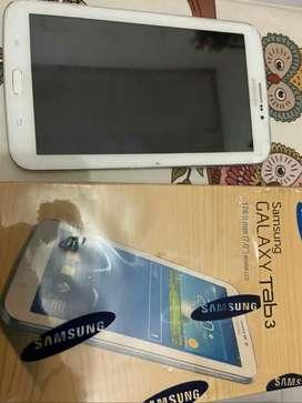 Samsung tab 3 pemakaian sendiri