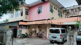 BU. Rumah Bangunan Komersial ex Hotel Samrat Titiwungen Manado