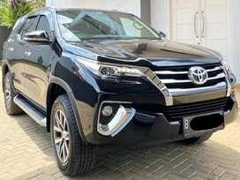 Toyota Fortuner VRZ 2016 (CASH PEMAKAI) trd pajero dakar innova