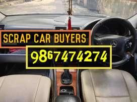 Than--- WE BUY JUNK N OLD SCRAP CAR
