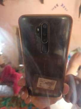 Mobile oppo a92020 ram 8 rom 128