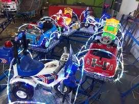 RST odong2 kereta wisata kuda mainan animal ride