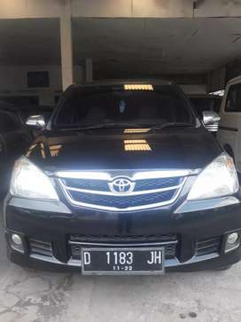 Avanza g manual 2009 mantap